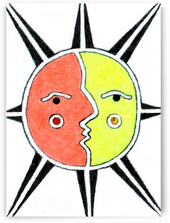 Neon Sun by Jayne Somogy