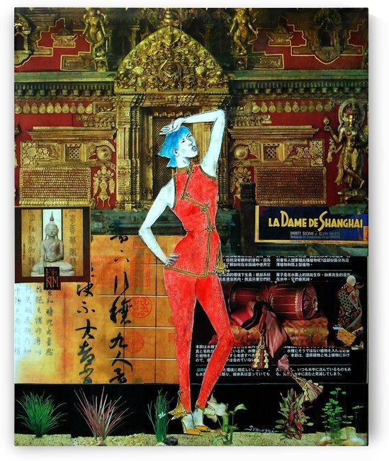 La Dame de Shanghai by Jayne Somogy