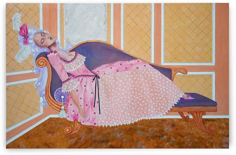 Rococo Coquette by Jayne Somogy