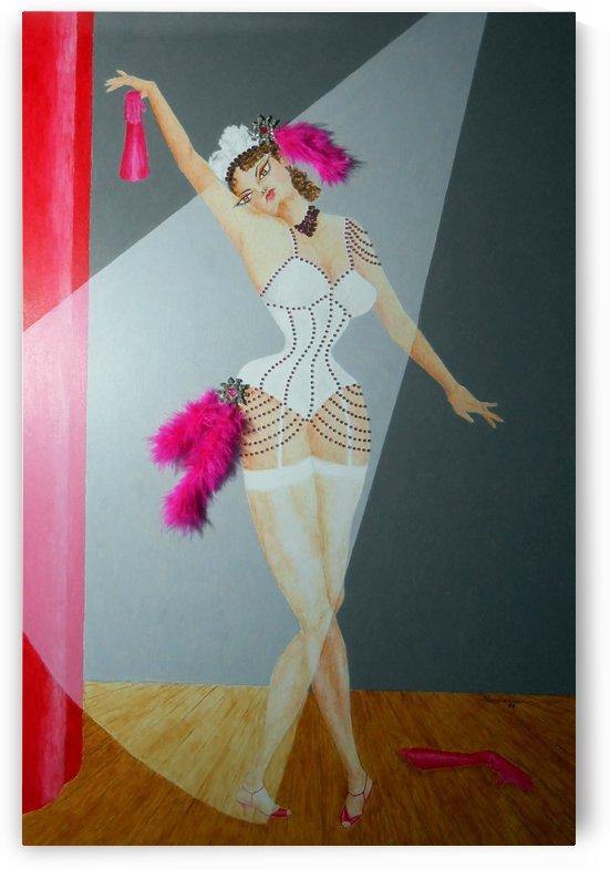 Spotlight on Gypsy by Jayne Somogy