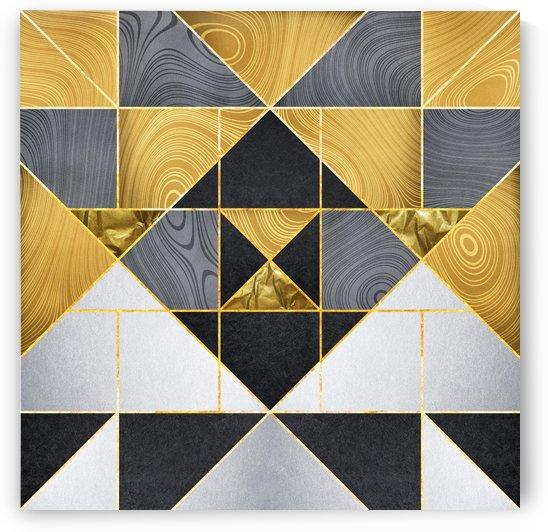 Geometric XXIV by Art Design Works