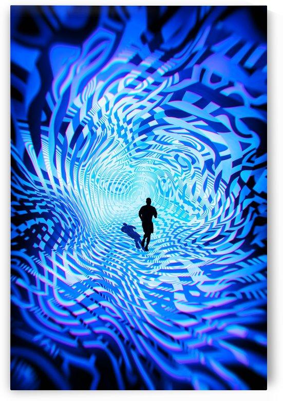 Into The Unknown CVI - Escape I by Art Design Works