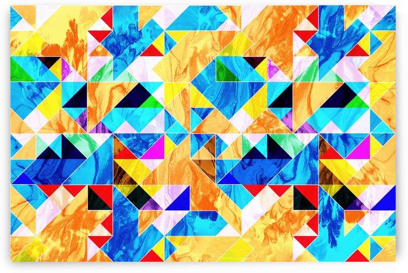 Geometric VIII by Art Design Works
