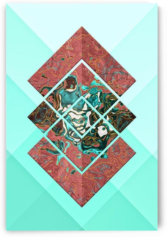 Geometric XX by Art Design Works