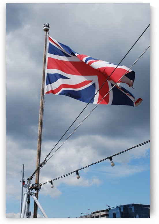 Flying the Flag by Sara Jennings