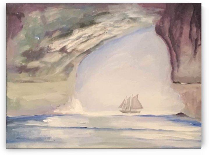 Boat by Elinor Martin