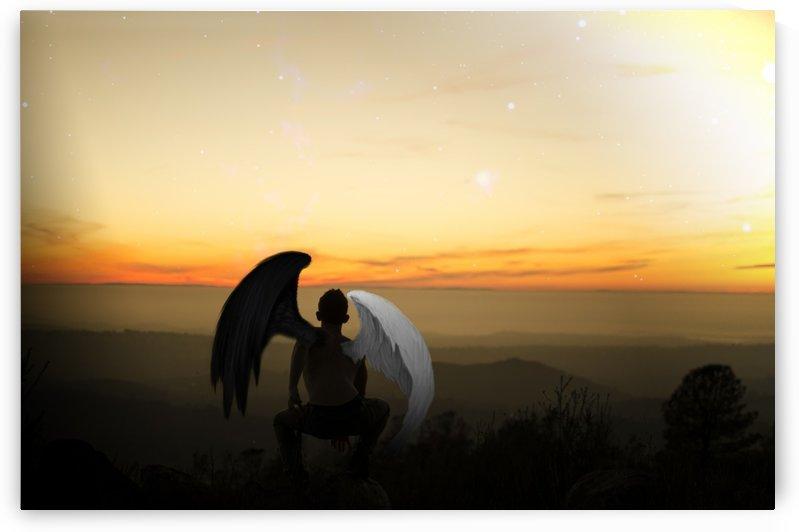 Angelic Fears by Vlad Kochanzhi