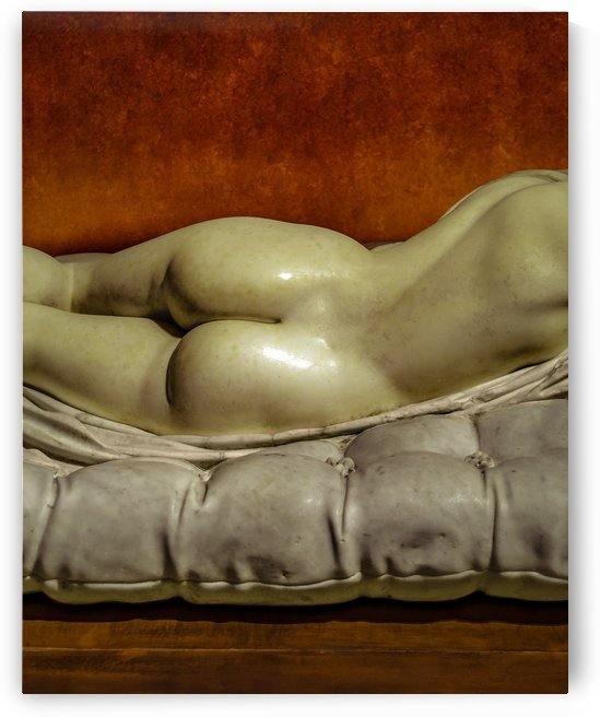 Woman on Bed Sensual Scene by Daniel Ferreia Leites Ciccarino
