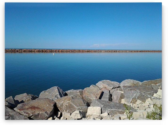 Glassy Lake by Wendy A Rohn
