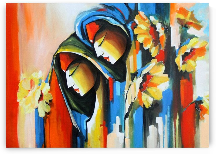 love in garden  by pradeesh k raman