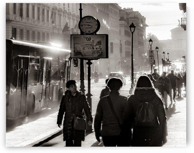 Urban Scene Street View, Rome, Italy03_1 by Daniel Ferreia Leites Ciccarino