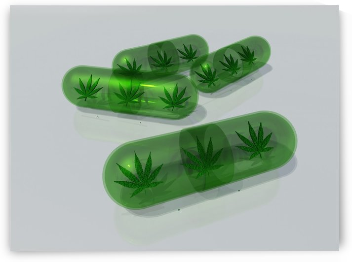 Medical Marijuana by Bruce Rolff