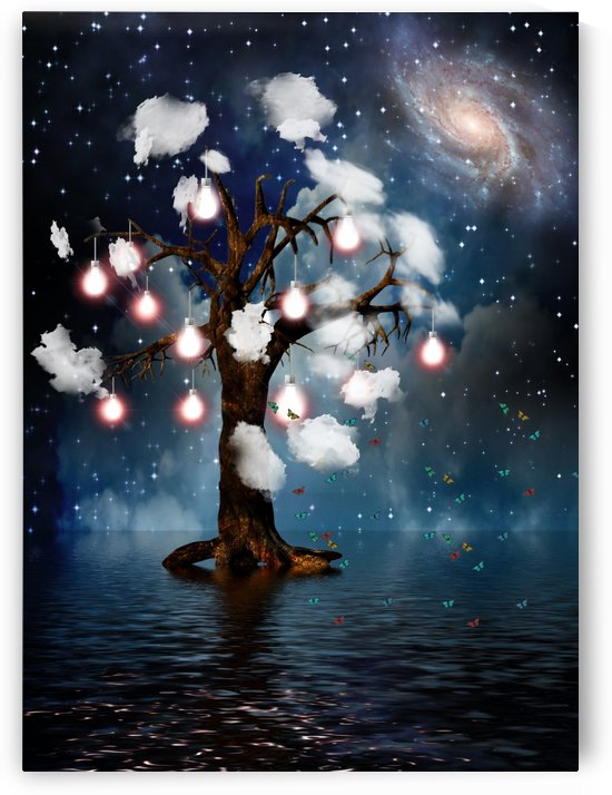 Tree of Thoughts by Bruce Rolff