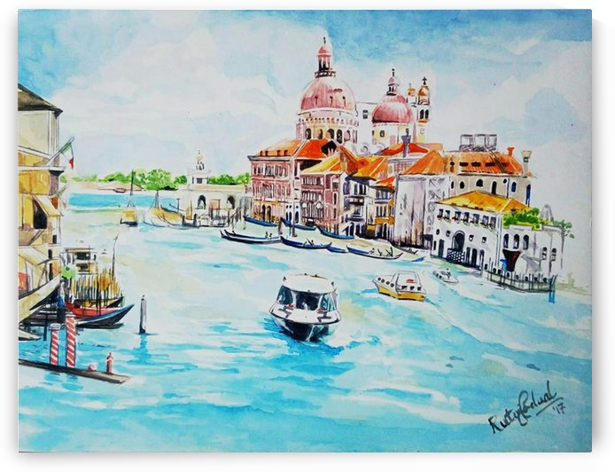Venezia by Rutuja Padwal
