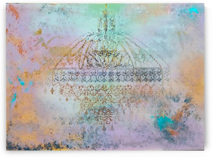 Chandeliers by Yuliya Marusina