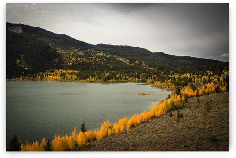 Montana Fall by JADUPONT PHOTO