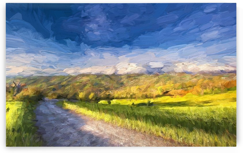 A Road with a View by A WYN CHANCE