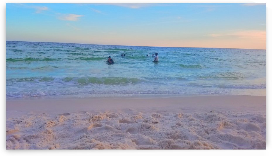 White Sand  by BethM