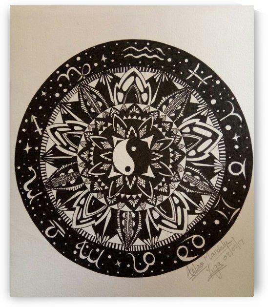 Astro Mandala by Yuga