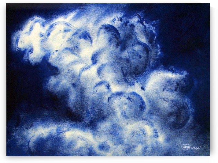 Blue Cloud 2 by Pracha Yindee