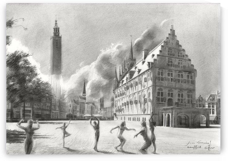 Free Gouda – 25-08-18 by Corné Akkers