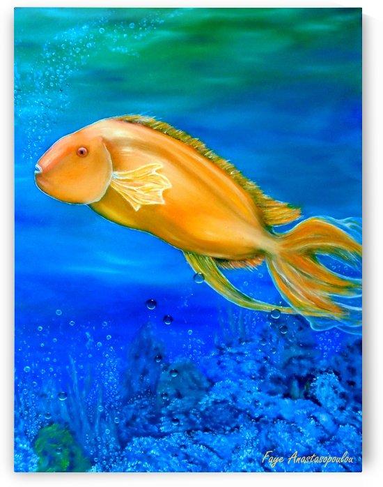 Undersea Journey by Fotini Anastasopoulou
