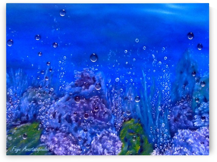 Coral Reef by Fotini Anastasopoulou