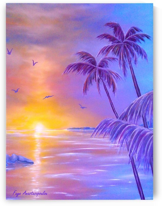 Tropical Breeze by Fotini Anastasopoulou