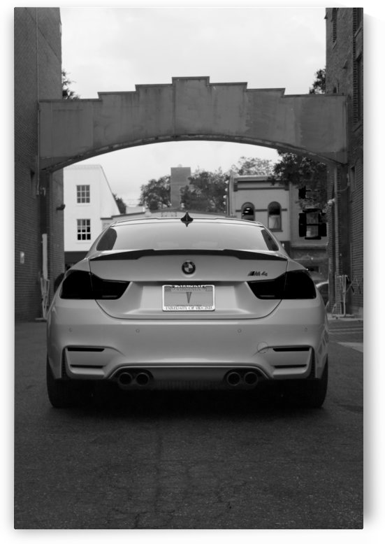 Noir BMW M4 by PANDA