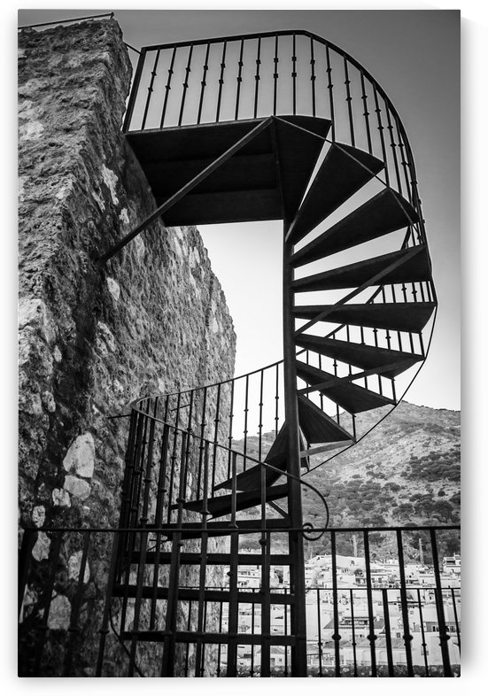 Spiral Staircase by Borja Robles