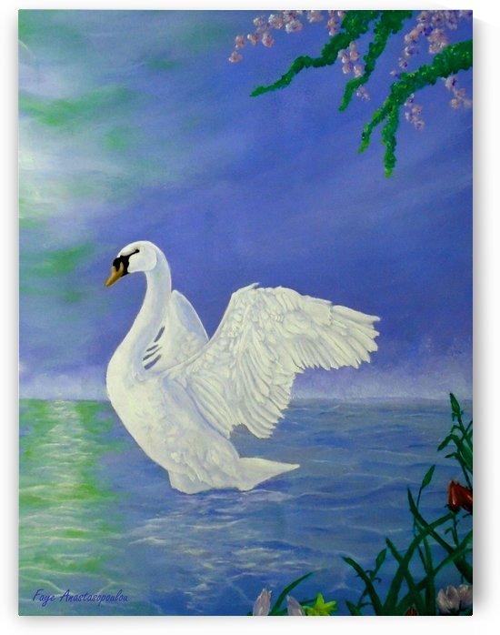 Swan Dance by Fotini Anastasopoulou