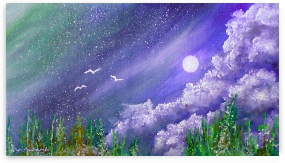 Serenade by Faye Anastasopoulou