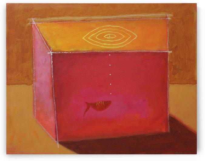 Aquarium 5 by George Darash