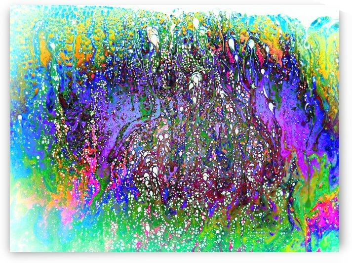 Bubbles Reimagined 61 by Bruce Bendinger