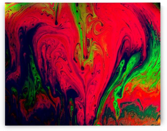 Bubbles Reimagined 30 by Bruce Bendinger