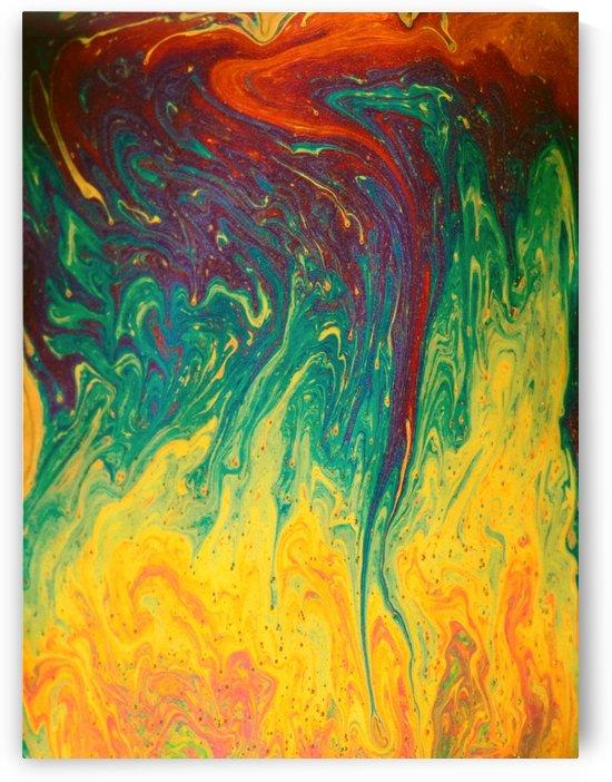 Bubbles Reimagined 22 by Bruce Bendinger