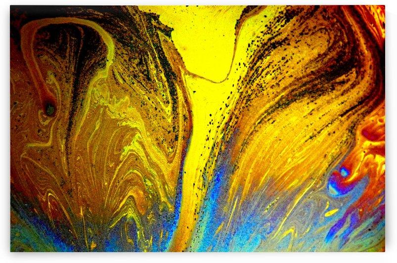Bubbles Reimagined 8 by Bruce Bendinger