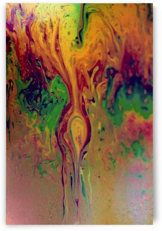 Bubbles Reimagined 5 by Bruce Bendinger