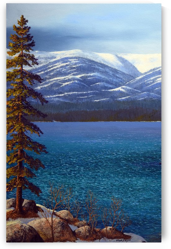 Lake Tahoe 1 by Frank Wilson