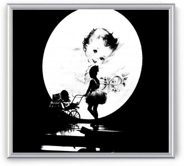 Black and White 07 by Bruce Bendinger