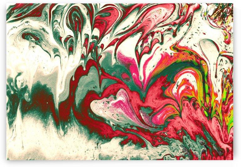 Bubbles Reimagined 87 by Bruce Bendinger