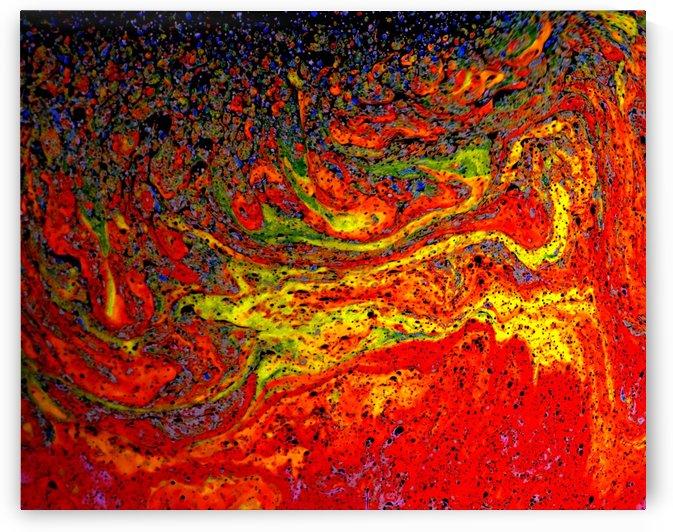 Bubbles Reimagined 67 by Bruce Bendinger