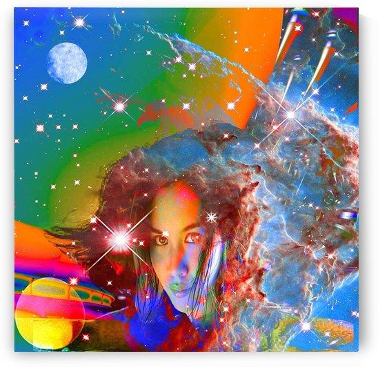 Cosmic Dream by Matthew Lacey