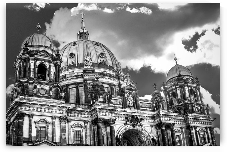 Berliner Dom by Wagner Spirigoni