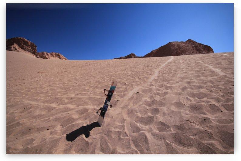 Sandboard by Wagner Spirigoni