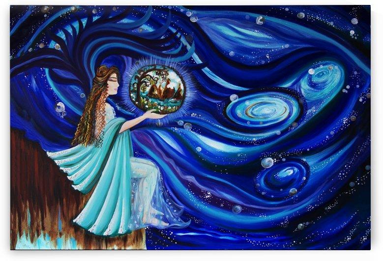 The Universe & I by Pari Chehrehsa