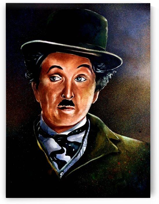 Charlie Chaplin by Sumit Datta