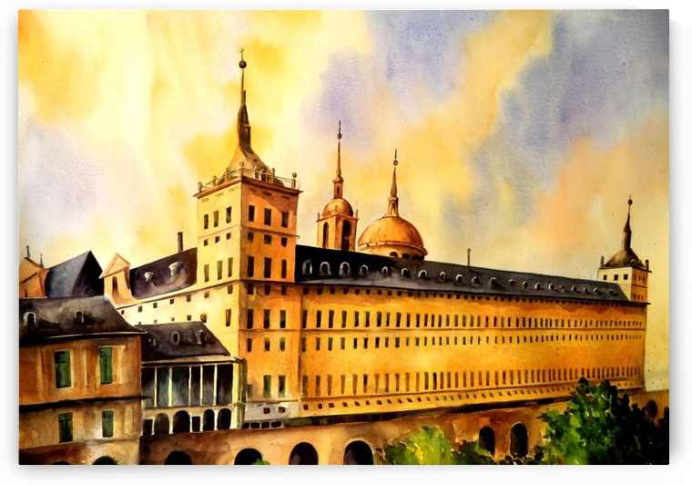 Palaces 1 by Sumit Datta