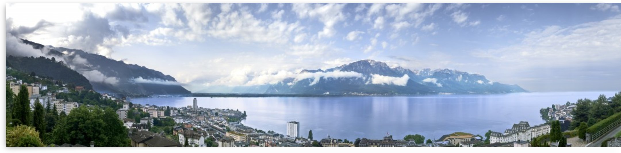 Montreux by Adrian Brockwell