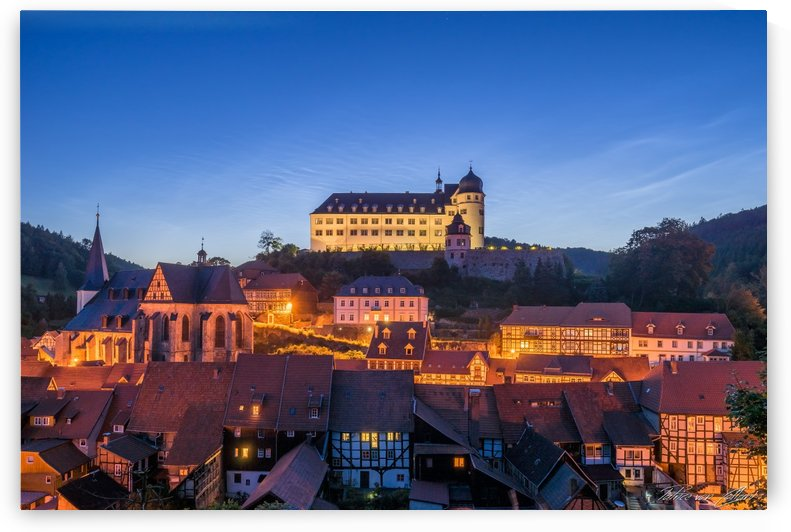 Castle Stolberg by Patrice von Collani